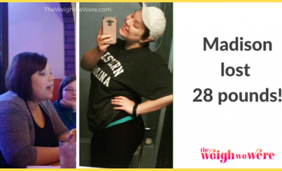 Weight Loss Success Stories: Madison Cut 28 Pounds And Changed Her Life One Step At A Time