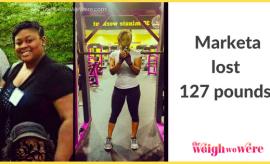 Marketa Lost 127 Pounds