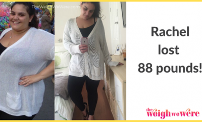 Weight Loss Before and After: Rachel Lost 85 Pounds And Shrunk Her Body