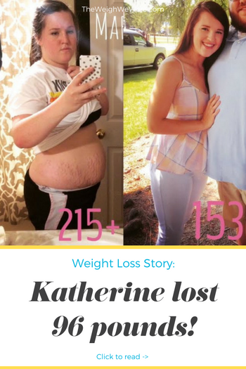Katherine Lost 96 Pounds