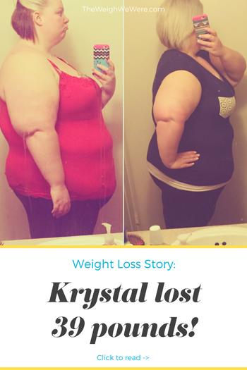 Krystal Lost 39 Pounds