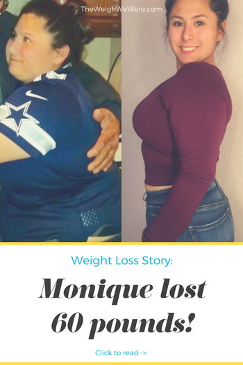 Monique Lost 60 Pounds
