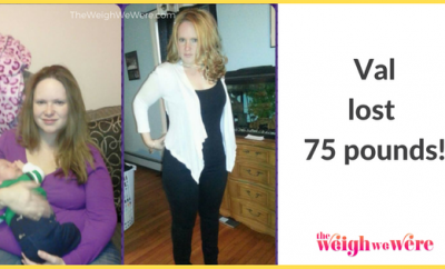75 Pounds Lost: Losing it….to find myself!
