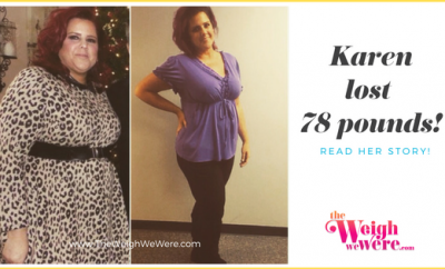 Real Weight Loss Success Stories: Karen Dropped 78 Pounds With Jenny Craig