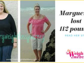 Marguerite Lost 112 Pounds