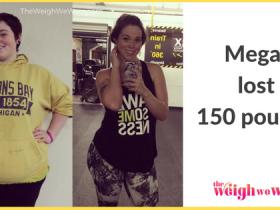 Megan Lost 150 Pounds