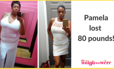 How I Lost Weight: Pamela Lost 80 Pounds And Avoided Diabetes