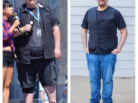 Read his Whole 30 success story! Before and after fitness transformation motivation from men who hit their weight loss goals and got THAT BODY with training and meal prep. Learn their workout tips get inspiration! | TheWeighWeWere.com