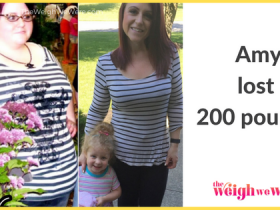 Amy Lost 200 Pounds