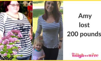 Weight Loss Success Stories: Amy Loses 200 Pounds And Gets Her Life Back