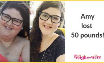 Amy Lost 50 Pounds