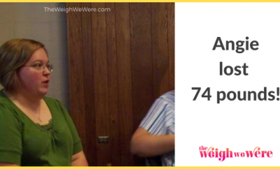 Real Weight Loss Success Stories: Angie Lost 74 Pounds With Pure Motivation