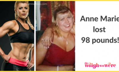 Anne Marie Lost 98 Pounds