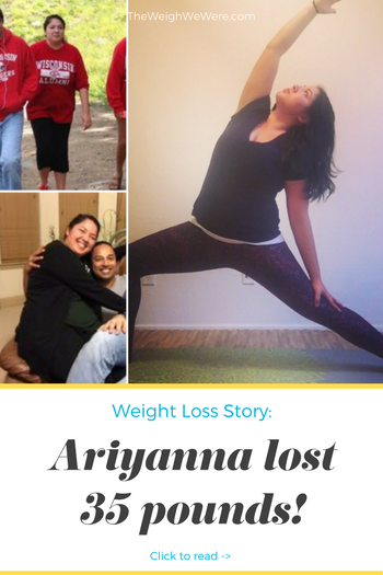 Ariyanna Lost 35 Pounds
