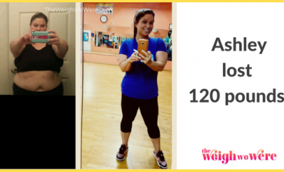 Real Weight Loss Success Stories: Ashley Lost 120 Pounds By Just Going For It