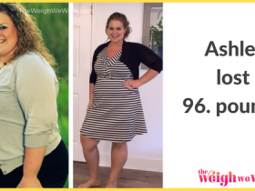 Ashley Lost 96 Pounds