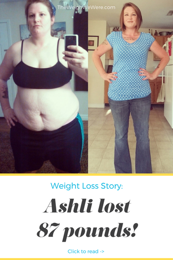 Ashli lost 87 pounds! See my before and after weight loss pictures, and read amazing weight loss success stories from real women and their best weight loss diet plans and programs. Motivation to lose weight with walking and inspiration from before and after weightloss pics and photos.