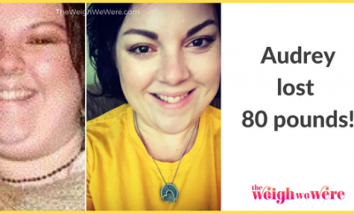 80 Pounds Lost: Audrey Drops Weight With Plant Based Diet