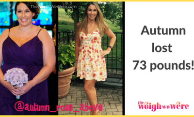 Autumn Lost 73 Pounds