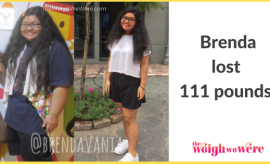Brenda Lost 111 Pounds