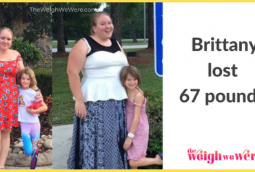Brittany Lost 67 Pounds