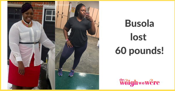 How I Lost Weight: Busola Lost 60 Pounds In Only 7 Months ...