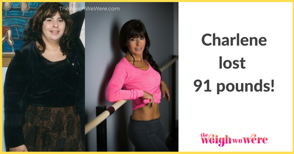 Charlene Lost 91 Pounds