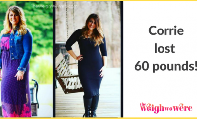 Weight Loss Success Stories: Corrie Lost 60 Pounds And Transformed Her Body