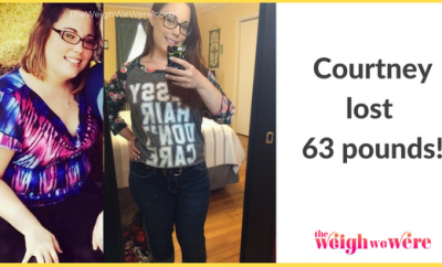Courtney Lost 63 Pounds
