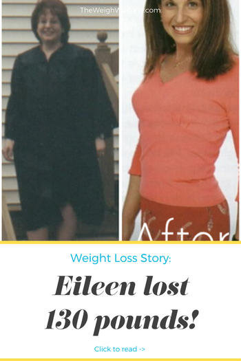 Eileen Lost 130 Pounds