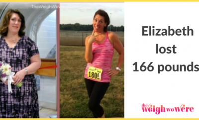 Weight Loss Success Stories: Elizabeth List 166 Pounds With Creative Food Alternatives