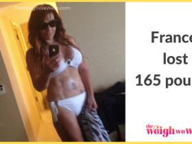 Frances Lost 165 Pounds
