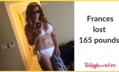 Weight Loss Success Stories: Frances Drops 165 Pounds And Finds Her Freedom