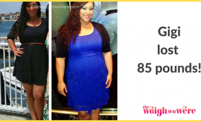 Weight Loss Before and After: Gigi Sheds 85 Pounds And Gets Her Self Worth Back