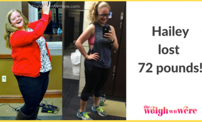 "72 Pounds Lost: Her ""Dream"" Came True When She Decided to Wake Up!"