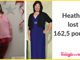 Heather Lost 162.5 Pounds