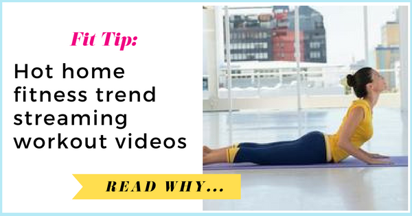Hot Home Fitness Trend Streaming Workout S Via Theweighwewere Com