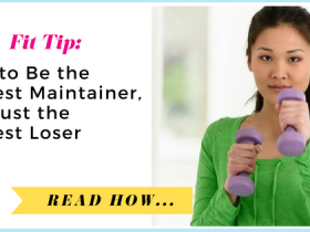 How to Be the Biggest Maintainer, Not Just the Biggest Loser| via TheWeighWeWere.com