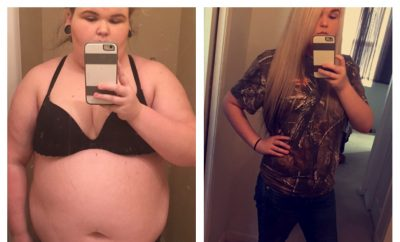 123 Pounds Lost: 123 pounds down