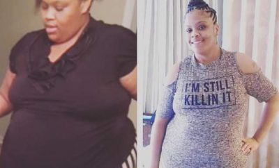 Weight Loss Success Story: Ashely Fights To End Obesity And Loses 137 Pounds