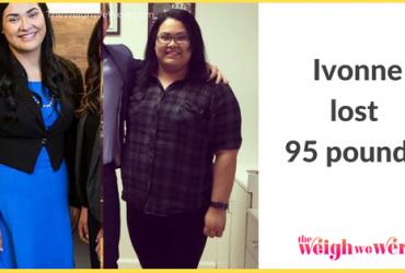 Ivonne Lost 95 Pounds