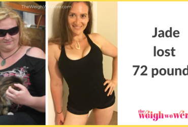 Jade Lost 72 Pounds