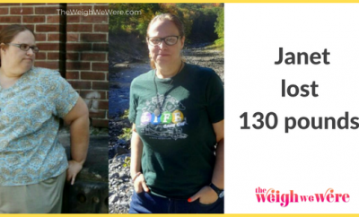 Real Weight Loss Success Stories: Janet Lost 130 Pounds And Took Back Her Life