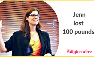 Weight Loss Success Stories: Jenn Lost 100 Pounds And Found Her True Bliss In Life