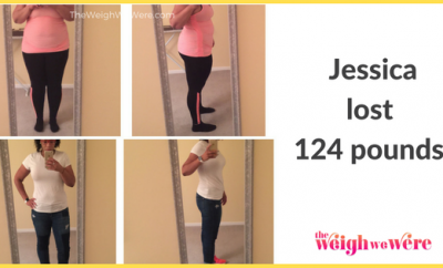 Jessica Lost 124 Pounds