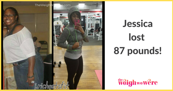 Jessica Lost 87 Pounds