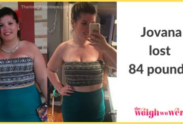 Jovana Lost 84 Pounds