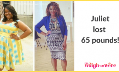 Juliet Lost 65 Pounds