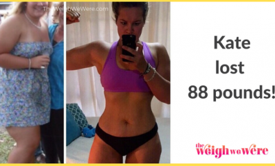 Weight Loss Before and After: Kate Cut 88 Pounds With Pure Persistence