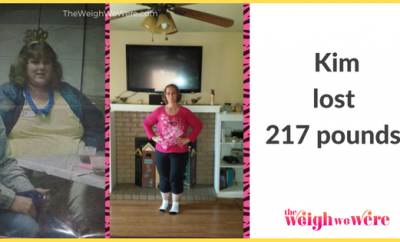 217 Pounds Lost:  From Victim to Victory!